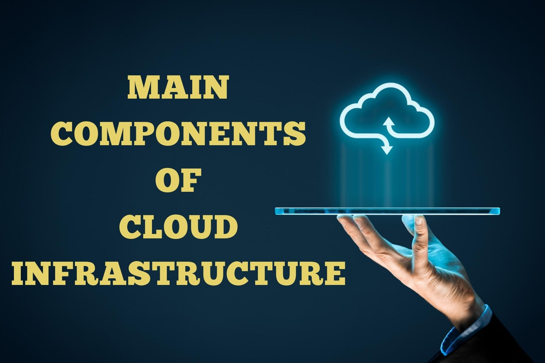 Main Components of Cloud Technology