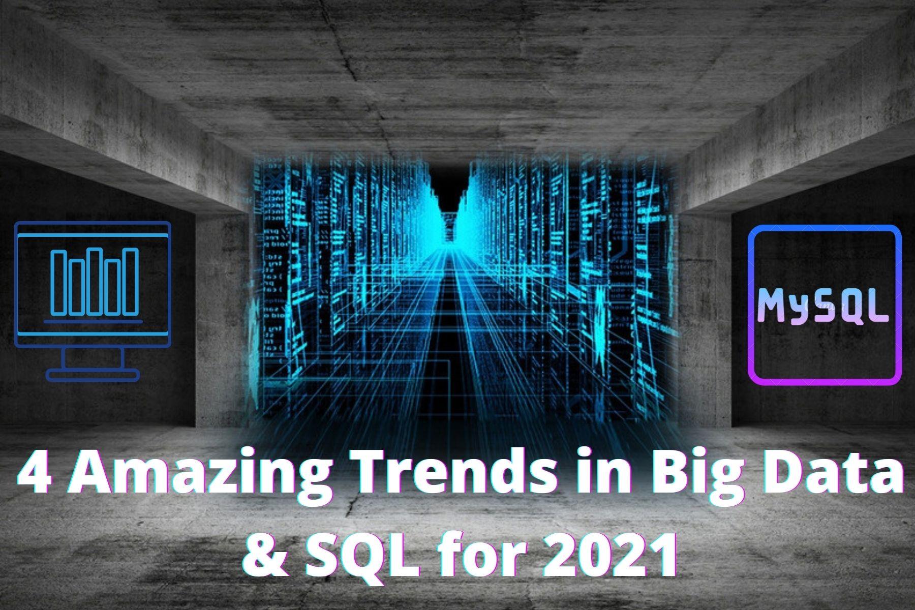 trends in big data