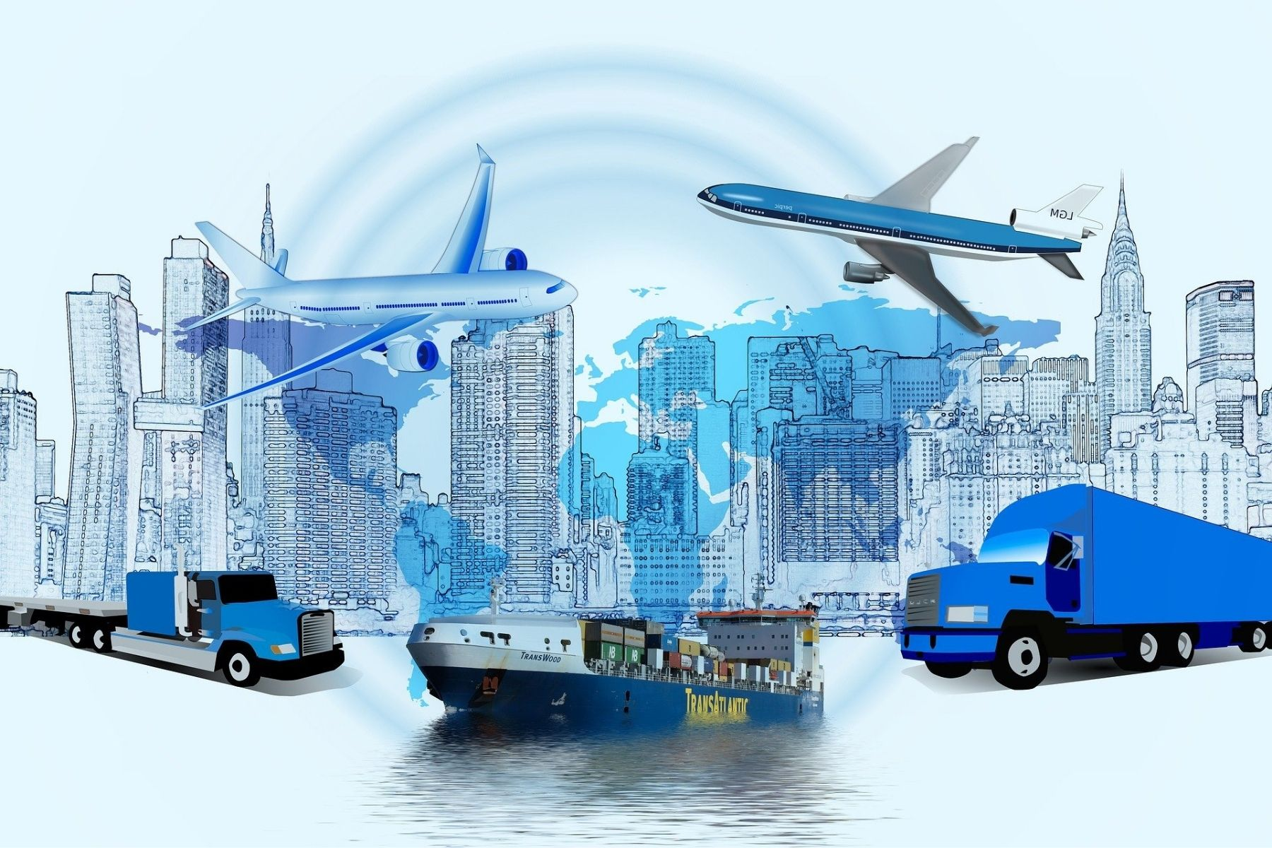 How Is Technology Changing the Future of Logistics ?